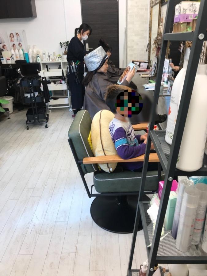 ママ美容師募集中